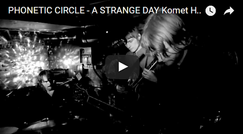Phonetic Circle - A Strange Day